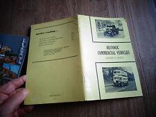 HISTORIC COMMERCIAL VEHICLES Anciens Camion Bus Autocar Robert F Mack 1972