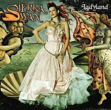 Ladyland by Sierra Swan (CD, May-2006, Interscope (USA)) BRAND NEW