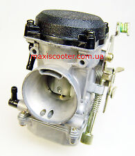 Carburetor Keihin CVK 34, NEW. Genuine, Made in Japan.