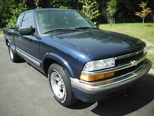 Chevrolet: S-10 LS EX Cab