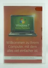 Microsoft Windows 7 Home Premium 64 Bit SP1 Service Pack 1 Vollversion Deutsch