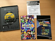 Nintendo Gamecube NGC Mario Party 4 Game (Complete) PAL