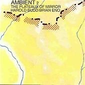 Brian Eno - Ambient 2 (The Plateaux of Mirror CD) NEW AND SEALED