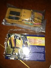 Botcon 2013 Transformers Machine Wars Electro Electron Misbag G2 Classics