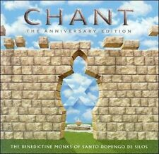 DOUBLE CD: CHANT Anniversary Edition BENEDICTINE MONKS of SANTO DOMINGO De SILOS