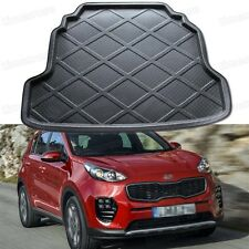 Black Car Rear Trunk Mat Cargo Boot Liner Tray for KIA Sportage 2016-2017 Up NEW