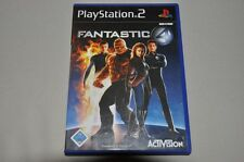 Playstation 2 Spiel - Fantastic 4 Four - Marvel - komplett Deutsch PS2