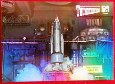 THUNDERBIRDS 50 YEARS - FOIL CHASE CARD F2 - Thunderbird 1 - Unstoppable Cards