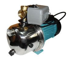 Pompe d'arrosage POMPE DE JARDIN pour puits 1100W +interrupteur +nanomètre