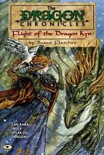 Flight of the Dragon Kyn, Fletcher, Susan, 0689815158, Book, Acceptable