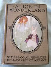 Alice in Wonderland, Lewis Carroll & Margaret Tarrent, Ward Lock & Co.