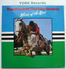 BAND OF THE LIFE GUARDS - Horse Of The Year - Ex Con LP Record DJM DJM 22005