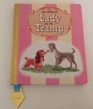 Disney Lady And The Tramp Notebook - 25th Anniversary Edition - Hardback Special