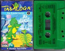MC Tabaluga 3 - Ein Drache zuviel / Dunkle Geschäfte - EUROPA