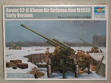 Trumpeter 1/35 Soviet 52-K 85mm Air Defense Gun M1939 Early - Factory Sealed