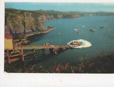 Launching St Davids Lifeboat 1983 Postcard 648a