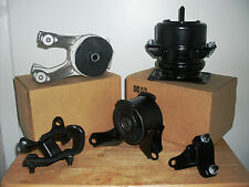 SET OF ENGINE & TRANSMISSION MOUNTS - FITS: 1999-2004 HONDA ODYSSEY (3.5L,V6,AT)