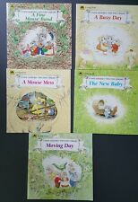 Cyndy Szekeres Tiny Paw Library Collection 5 Book Set Golden Book Motts