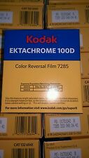 Kodak Super 8 Ektachrome 100D Color Reversal Film 7285. Same Batch Stored F