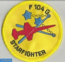 ARMEE avion aviation Starfighter F 104 écusson / patch 7.5 cm