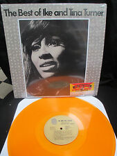 The Best of  Ike & Tina Turner LP Rock Me Baby Dust My Broom Motherless Child