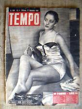 Tempo rivista settimanale n°4 gennaio 1951