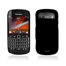 Black Back Cover Hard Case for Blackberry Bold Touch 9900 / 9930 Ultra Thin