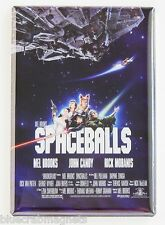 Spaceballs FRIDGE MAGNET (2 x 3 inches) movie poster mel brooks space balls