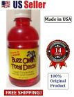 NEW Buzz Clean Total Detox 8 oz - Cleans Flush Total Body Toxins Fast in 1 HOUR