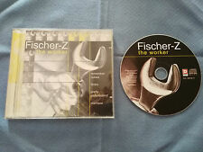FISCHER-Z THE WORKER CD DISKY 1987 HOLLAND EDITION