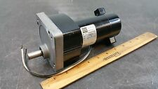 BODINE 24A4BEPM-D3 ELECTRIC GEARMOTOR 1/18 HP 90 VDC MOTOR 42 RPM FOR PARTS