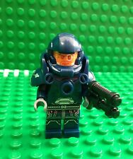 Lego Galaxay Patrol Spaceman Minifigures Space Blaster City Town 8831 Series 7