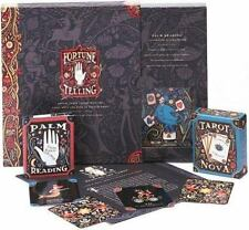 Fortune-Telling : Reveal Inner Truths with the Tarot Nova and Book of Palm...