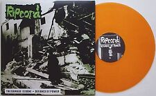 Ripcord - The Damage Is Done ~ Defiance Of Power LP Discography Part 1 ORANGE V.