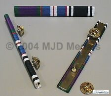 GSM + GOLDEN JUBILEE & AMBULANCE L SERVICE MEDAL BAR