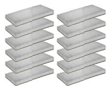 12 Foam/Sponge Filter Media Pads For Fluval U2