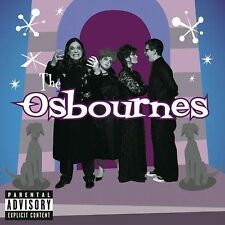 The Osbourne Family Album [PA] by Various Artists (CD, Jun-2002, Epic (USA))