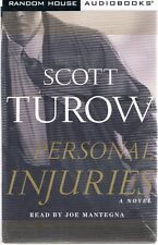 Personal Injuries Scott Turow 4 Cassette Abridged Audiobook 6 hrs