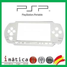 FRONTAL DE REPUESTO PARA SONY PSP 1000 1004 FRONT FAT BLANCA BLANCO WHITE COVER