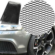 "13""x40"" Black Universal Aluminum Car Vehicle Body Grille Net Mesh Grill Section"