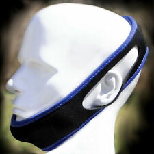 Hot Stop Snoring Chin Strap Belt Anti Apnea Jaw Solution Sleep TMJ Support