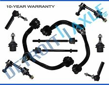 Brand New 10pc Complete Front Adjustable Suspension Kit - Expedition Navigator