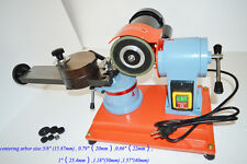 110V Circular Saw Blade Sharpener Grinding Machine Solid Cast Iron Copper Motor