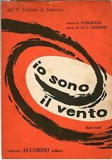 Arturo Testa - Gino Latilla - Io sono il vento -    Sanremo 1959