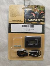 Universal Hour / Tach Meter Marine ATV Motorcycle Snowmobile *NEW*