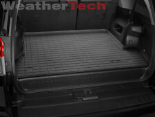 WeatherTech® Cargo Liner - Toyota 4Runner with 3rd Row Seats - 2010-2016 - Black