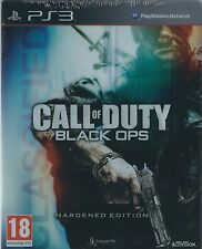 Playstation 3 Call of Duty Black ops Hardened Edition  (PS3) NEW