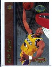 1997-98 Bowmans Best Techniques # T-4  Kobe Bryant Sharp ! Los Angeles Lakers