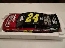 Nascar jeff gordon 24 aarp/drive to end hunger 2013