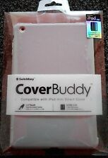 Switcheasy Cover Buddy Case Package for iPad Mini - Light Grey Ultra Black Clear